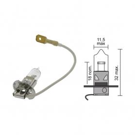 Ampoule halogène H3 UNIVERSELLE 24V - 70W