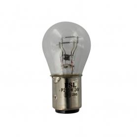 Ampoule UNIVERSELLE type poirette 24V - 5/21W