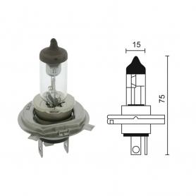 Ampoule halogène H4 UNIVERSELLE 12V - 60/55W