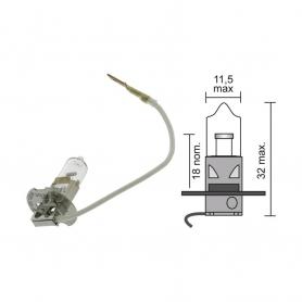 Ampoule halogène H3 UNIVERSELLE 12V - 100W