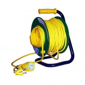 Enrouleur électrique câble PVC UNIVERSEL longueur 50m