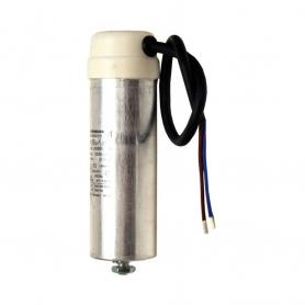 Condensateur électrique métallique UNIVERSEL 12 UF