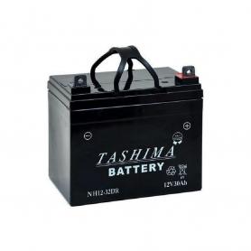 Batterie NH1232R + à droite