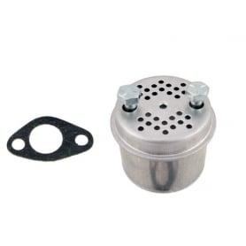 Pot d'échappement moteur TECUMSEH - TECNAMOTOR 21781 - 30082 - 21520016