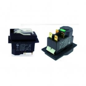 Interrupteur de sécurité TECOMEC K00200157 pour affûteuse TECOMEC