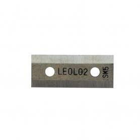 Couteau de broyeur LAZER SHR2505-60 - SHR250560