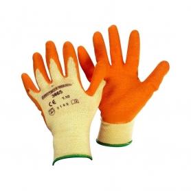 Paire de gants latex UNIVERSEL Taille L - Norme EN420 - EN388