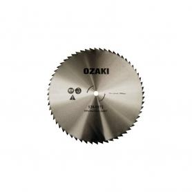 Lame 60 dents 600mm OZAKI pour scie circulaire