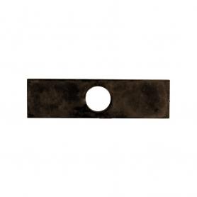 Couteau scarificateur MTD 145 mm diamètre 25,4 mm