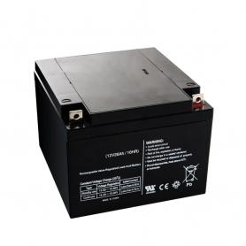 Batterie WP2612 + à droite pour SNAPPER