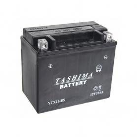 Batterie YTX12BS + à gauche - sans entretien