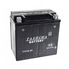 Batterie YTX14LBS + à droite - sans entretien