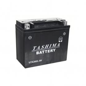 Batterie YTX20HLBS + à droite