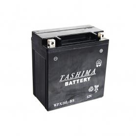 Batterie WPX16LBS + à droite