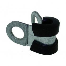 Collier de serrage caoutchouc UNIVERSEL diamètre 14 mm