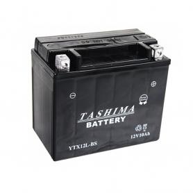Batterie YTX12LBS + à droite