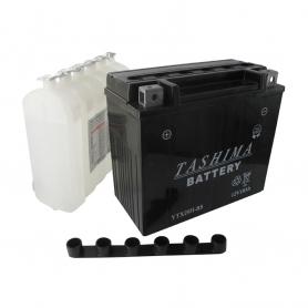 Batterie YTX20HBS + à gauche