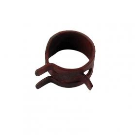 Collier élastique durite tressée - diamètre 6 à 6,5 mm
