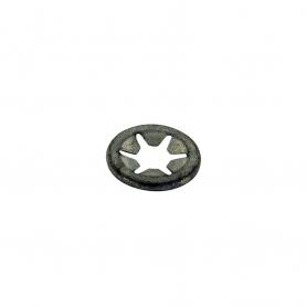 Pastille d'arrêt clips UNIVERSELLE diamètre int 6mm diamètre extérieur 15mm