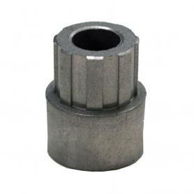 """Bague de réduction diamètre int 0.375"""" mm - extérieur 0.510"""" mm"""