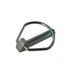 Goupille d'arrêt UNIVERSELLE 45 mm diamètre 10 mm pour axe 35 mm