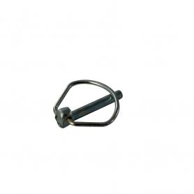 Goupille d'arrêt UNIVERSELLE 23 mm diamètre 4,5 mm pour axe 20 mm