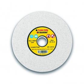 Meule d'affûtage dure TECOMEC Épaisseur 4,7 mm diamètre extérieur 145 mm Alésage 22,2 mm