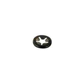 Pastille d'arrêt clips UNIVERSELLE diamètre int 4mm diamètre extérieur 15mm