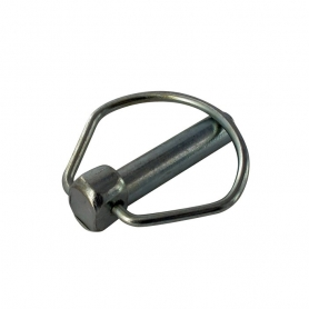 Goupille d'arrêt UNIVERSELLE 45 mm diamètre 11 mm pour axe 35 mm