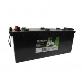 Batterie 12V 135A/H - borne + à gauche - TASHIMA