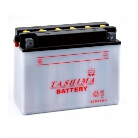 Batterie 12N184A + à gauche