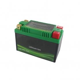 Batterie 12V 15A/H - borne + réversible - TASHIMA