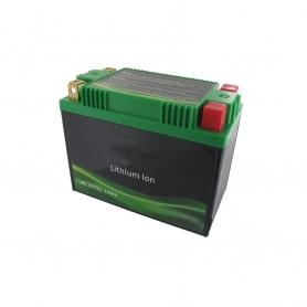 Batterie 12V 24A/H - borne + réversible - TASHIMA