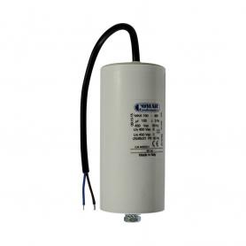 Condensateur électrique UNIVERSEL 100 UF modèle 2