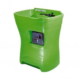Fontaine de nettoyage biologique régulée à 38°C capacité 80 litres