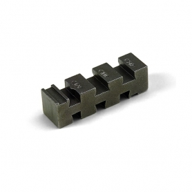 Enclume TECOMEC pré-calibrée pour chaîne de tronçonneuse