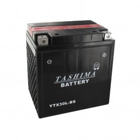 Batterie YTX30LBS + à droite
