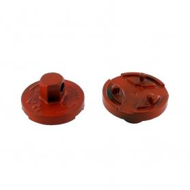 Outil de démontage pour les embrayages de tronçonneuses à ergots