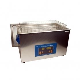 Nettoyeur à ultrason digital pour carburateurs - capacité réservoir 20L et puissance ultrason 400 W