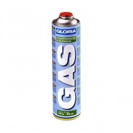 Cartouche de gaz 600ml GLORIA pour THERMOFLAMM XGL178 et XGL180