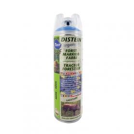 Traceur forestier fluo bleu - Aérosol 500 ml