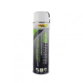 Aérosol COLOR MARK 500 ml Blanc pour marquage craie