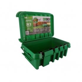 Boitier étanche DRIBOX IP55 pour connexions électriques extérieur 285x150x110 mm