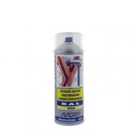 Peinture spéciale motoculture couleur alu blanc - Aérosol 400ml