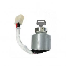 Contacteur à clé KUBOTA 66101-55200 modèles BX22 - BX23 - BX1500 - BX1800 - BX1830 - BX2200 - BX2230 - G1800 - G1900 - G2000