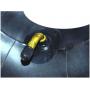 Chambre à air 15 x 600 x 6 valve coudée