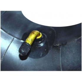 Chambre à air 410 x 350 x 4 valve coudée