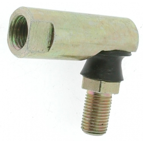 Rotule de direction mâle 3/8 x 24 de long - femelle 7/16 x 20 de long MTD 723 - 0448 a - 7230448