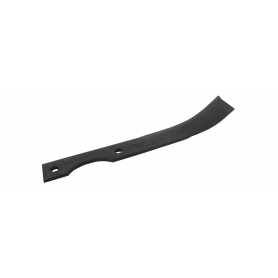 Couteau de fraise gauche 210mm type bineur pour motobineuse AGRIA