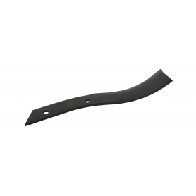 Couteau de fraise gauche 230mm type bineur pour motobineuse HONDA